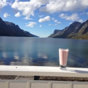 Ersfjordboten, Tromso, Norway