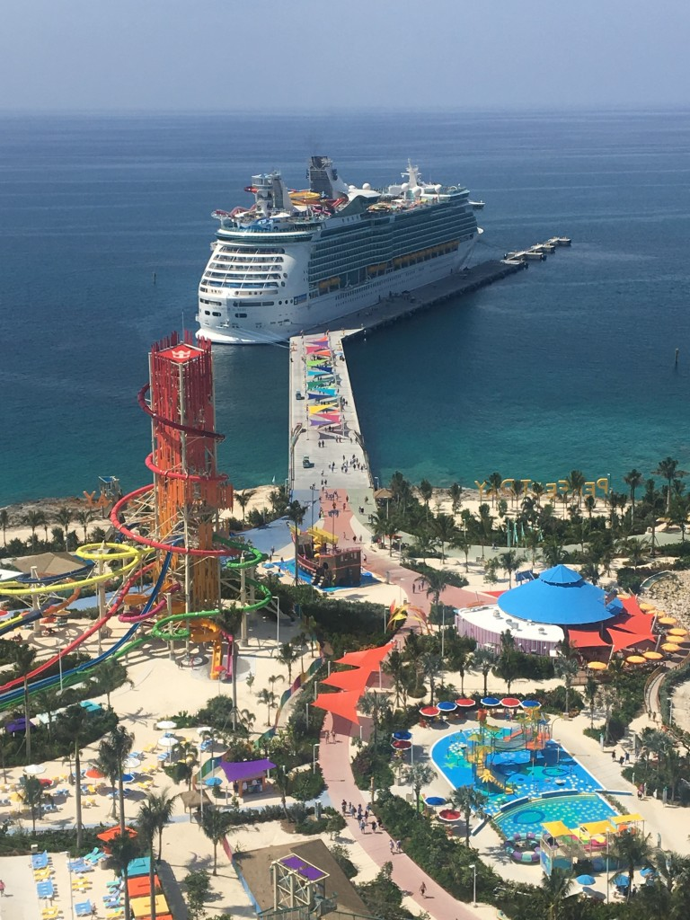 Gorgeous Cococay