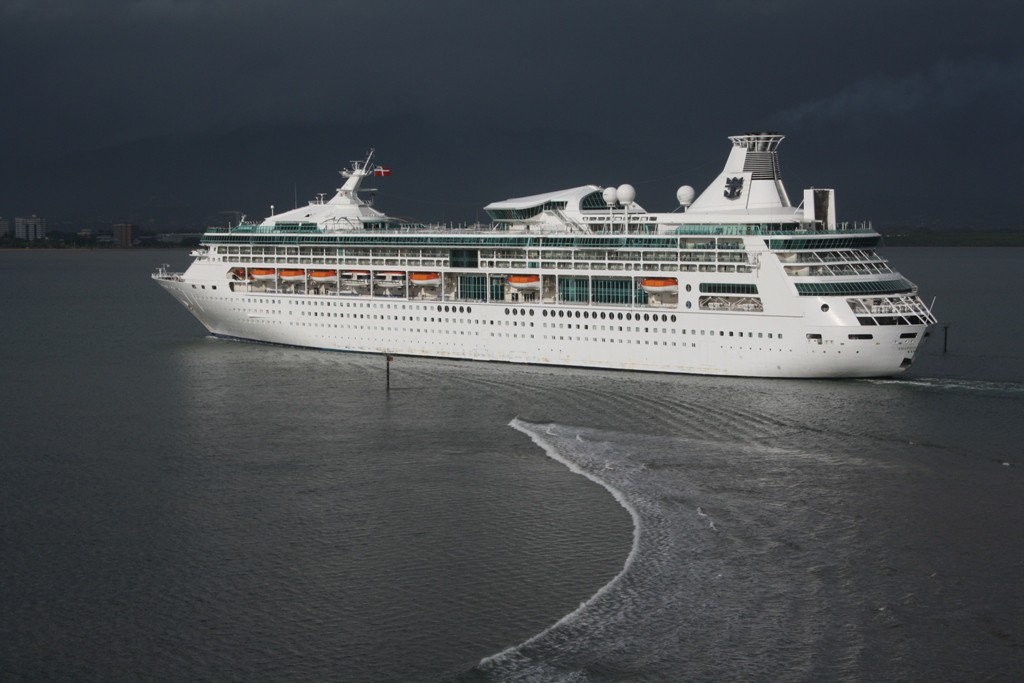 Ship Career JanetAroundthePlanetcom - Career at cruise ship