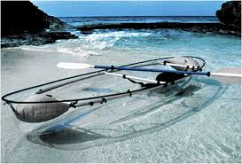 glass kayak