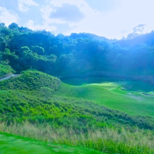 Golf at Black Pearl, Roatan