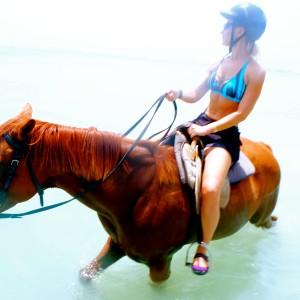 Jamaica horseback riding