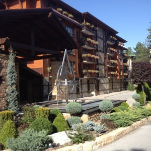 Hot springs Maxi hotel, Velingrad