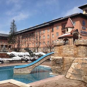 Palace Hotel, Velinkgrad, Bulgaria