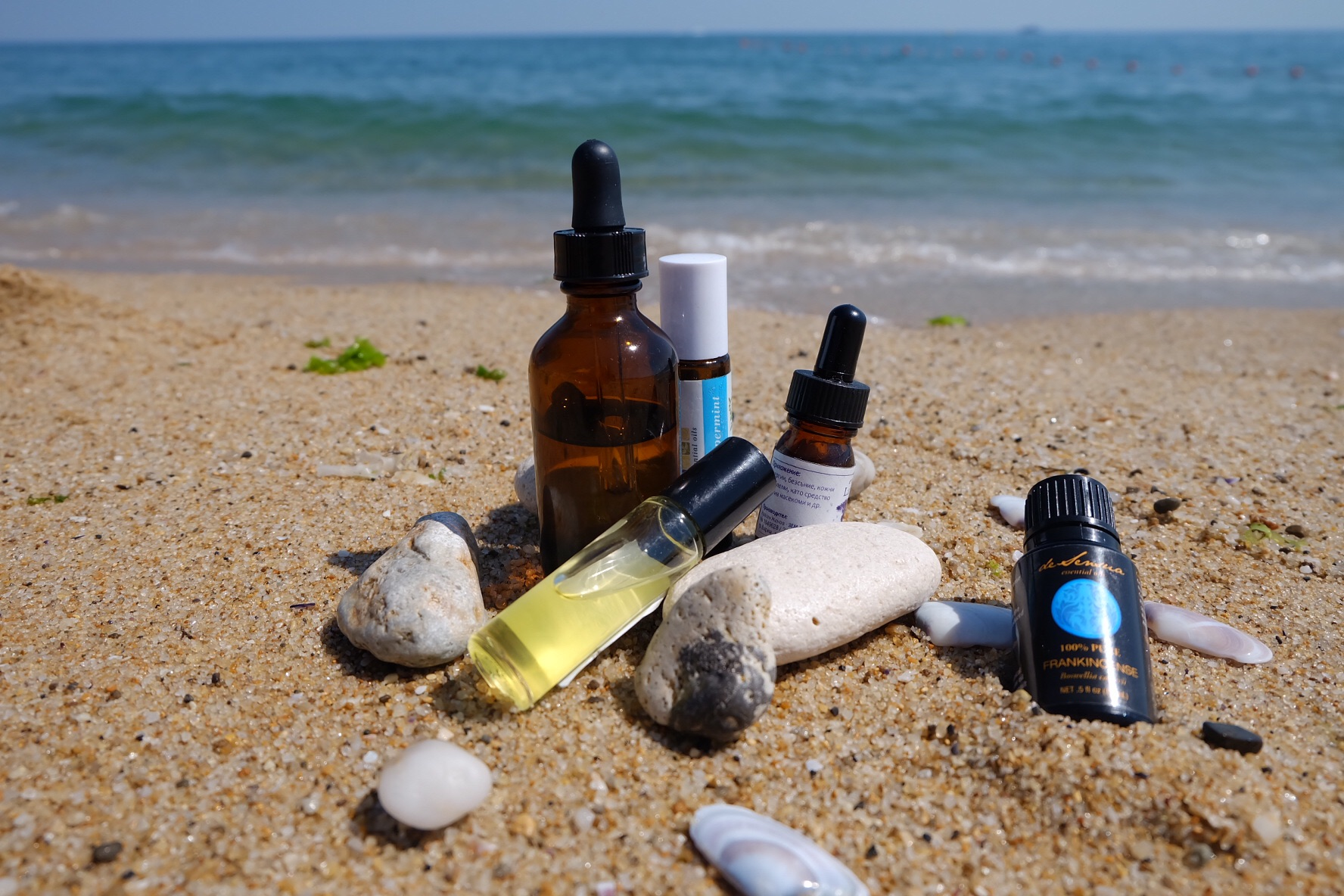 Aromatherapy and travel - JanetAroundthePlanet.com