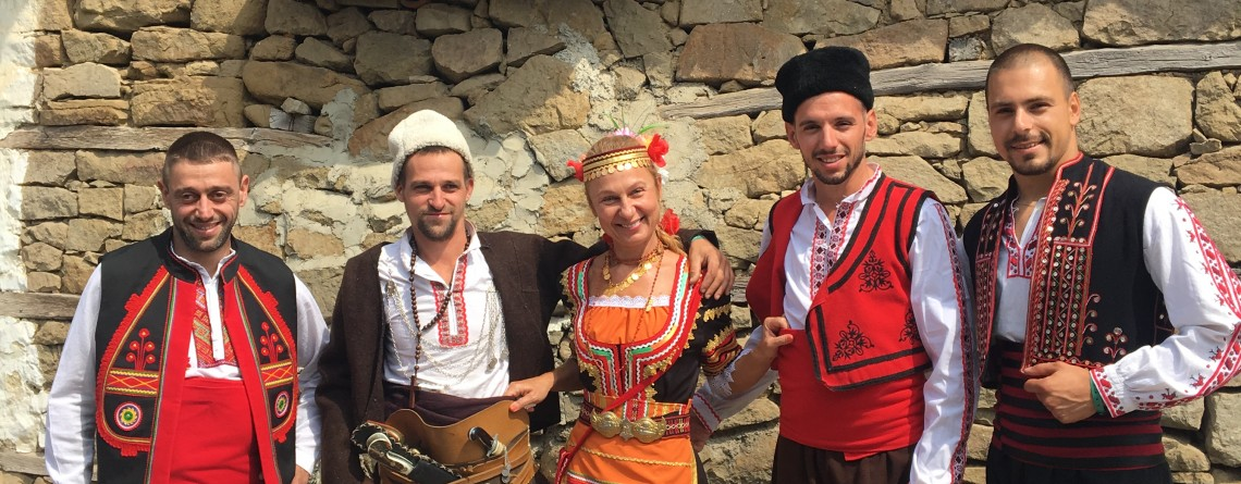Jeravna, Bulgaria-  Unique Festival of folk costumes, inspired by history and tradition…