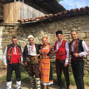 Jeravna, Bulgaria- International Festival of folk costumes