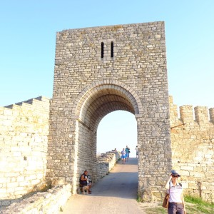 Fortress, Cape Kaliakra, Blak Sea Coast, Bulgaria