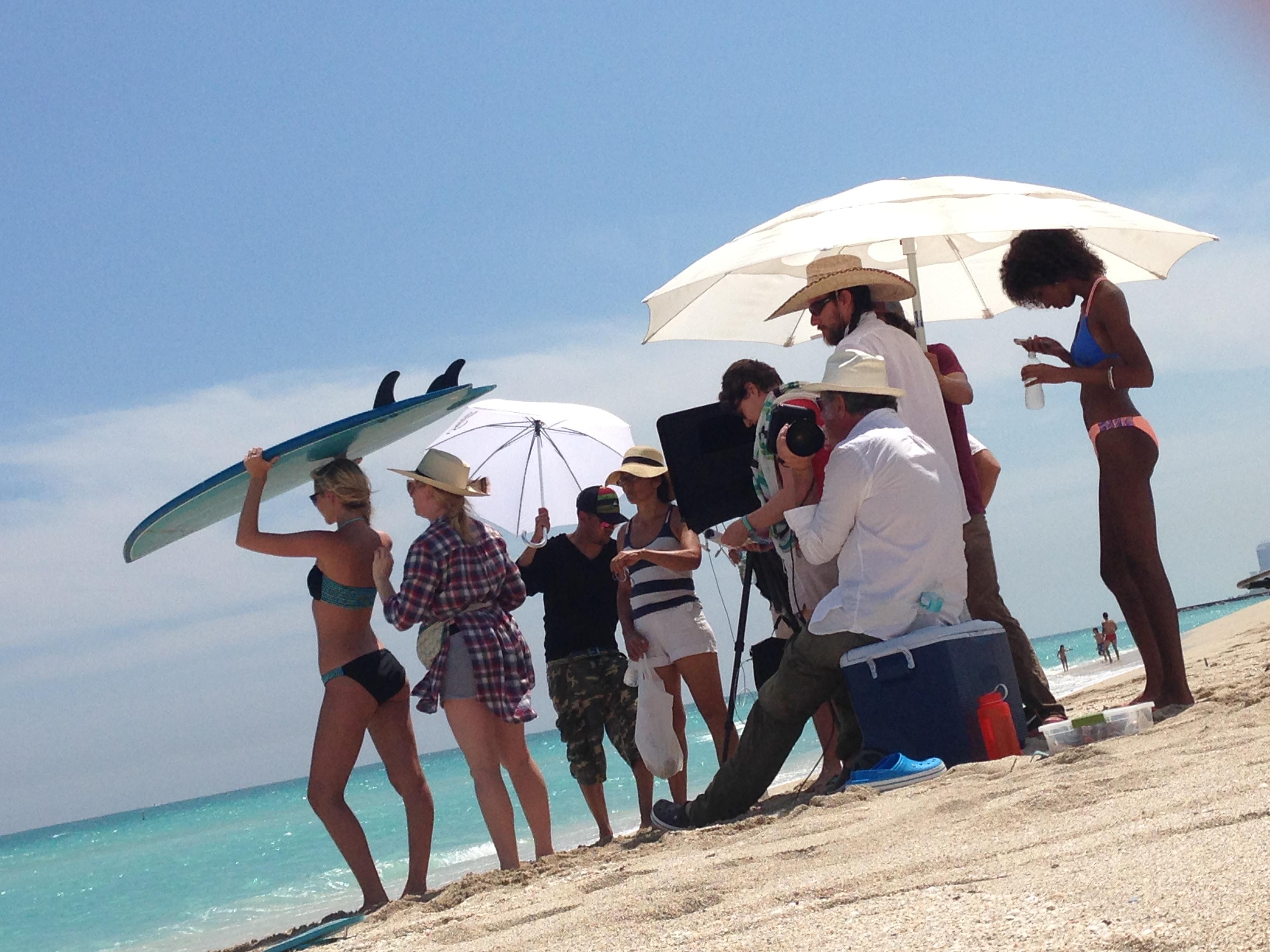 photo shoot miami