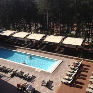 Hot springs Maxi hotel, Velingrad