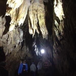 cave: Djavolsko garlo (devil's throat) Rhodope mountain, Bulgaria
