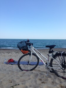 bike, Varna Beach