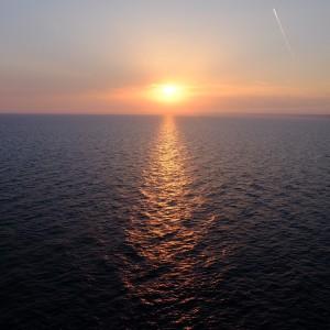 Cape Kaliakra sunset