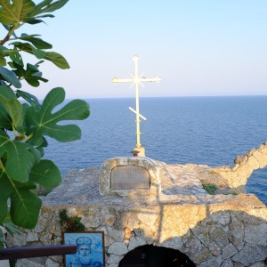 St Nikolay church, Cape Kaliakra, Blak Sea Coast, Bulgarian