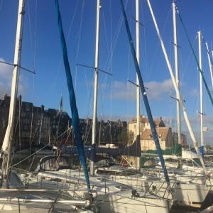 Honfleur Marina