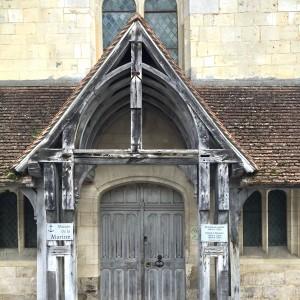 Honfleur architecture