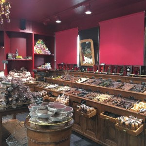 Honfleur chocolates and confectionary